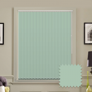 "Made to Measure Blackout 5"" Unishade Atmosphere Vertical Blind"